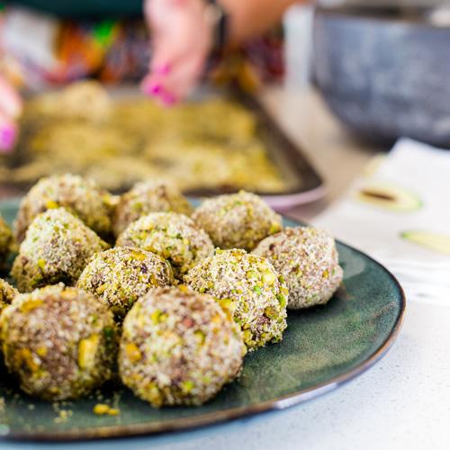 PurpleSkin Avocados Choc Avo Truffles Finished